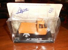 italeri 1:32 diecast ape P601 pianale 1978 vehicle 4879
