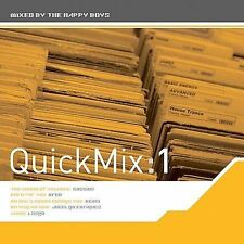Quick Mix, Vol. 1 by The Happy Boys (CD, May-2003, Robbins Entertainment)