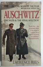 Auschwitz : The Nazis & The 'Final Solution' - Laurence Rees ( PB - Good Cond)
