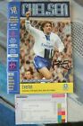 *SIGNED* CHELSEA v EVERTON Programme With Ticket Stub . FREE POSTAGE ..........