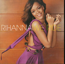 RIHANNA CD SINGLE EU WE RIDE (2)