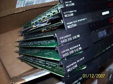 Mitel cardS  MC320BE MC263BB MC270AA MC312AB MC263BA 9400 300 308 NA 312