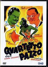 QUARTETTO PAZZO (1945) Gino Cervi Paolo Stoppa - DVD NUOVO
