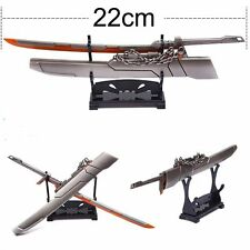 NEW League of Legends LOL Yasuo Alloy Sword Weapon Model Toy Ornament X1PC