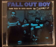 Fall Out Boy SUPER RARE Take This To Your Grave DIRECTORS CUT Limited Edition