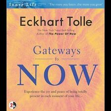 Gateways to Now by Eckhart Tolle (CD, 2 Discs, Relaxation Music)