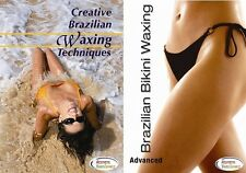 Brazilian Bikini Waxing Spa Video Series  - 2 DVD Set
