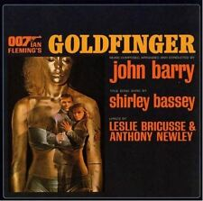 Goldfinger - Expanded Score - Deleted - John Barry