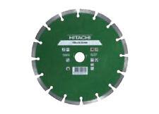 Disco diamantato a settori corona altezza mm.7 HITACHI   diam.mm.230