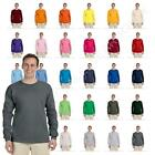 NEW Fruit Of The Loom Tee Heavy Cotton Men's Long Sleeve T-Shirt WD930