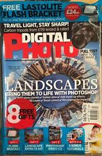 Digital Photo Landscapes Free Video CD Full Tests Sony Apr 2015 FREE SHIPPING!