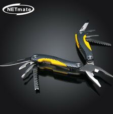 12in1 Multi Tool Stainless steel Pocket Outdoor Survival Camping Fishing Travel