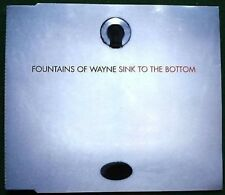Fountains of Wayne Sink to the Bottom Absolutely Excellent Condition CD Single