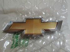 2011-2013 CHEVROLET CRUZE BOW TIE FRONT BUMPER GOLD BOWTIE EMBLEM 95032016