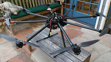 TAROT T18 HEAVY LIFT OCTOCOPTER DJI CINESTAR FREEFLY DROIDWORX AWESOME!!!