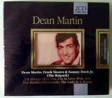 COFFRET COLLECTION DEAN MARTIN - THE RATPACK - 2CD NEUF