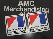 AMC decals emblem AMX Javelin Jeep Hornet Spirit Eagle CJ5 CJ7 Gremlin Rebel Sx4