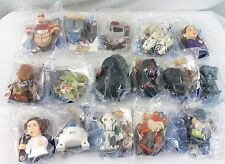 NEW Lot of 16 Star Wars Episode III 3 Burger King Figures -Collectibles Unopened