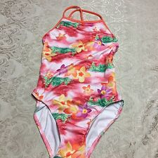 TYR Floral Swimsuit 32 XS