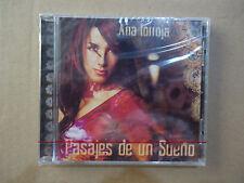 ANA TORROJA Pasajes de un sueño CD Nuevo y precintado. Totally Brand new from MX