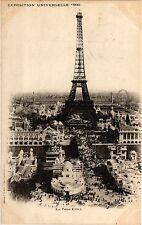 CPA PARIS EXPO 1900 - La Tour Eiffel (306084)