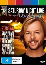 Saturday Night Live SNL The Best Of David Spade (DVD 2006) NEW/SEALED [Region 4]