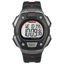 Timex Uhr TW5K85900 IRONMAN Classic 50 Men Digital Black Watch NEU & OVP