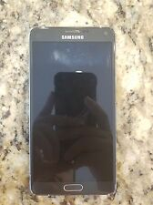 Samsung Galaxy Note 4 SM-N910V - 32GB - Charcoal Black (Verizon) unlocked
