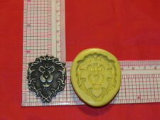 Warcraft Silicone Push Mold Cake Chocolate Candy Gumpaste Resin Clay 271