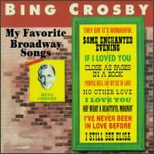 Bing Crosby - My Favorite Broadway Songs [New CD] Manufactured On Demand