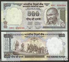 ★★★ 500 Rupees ~ Bimal Jalan 'A' Inset ~ UNC ~ H-6 ★★★ bb85