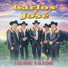 Carlos Y Jose Ensename a Olvidarte CD
