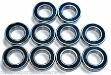 10 pack 61800 2rs [6800 2rs] 10x19x5w Stainless Steel HIGH PERFORMANCE BEARINGS