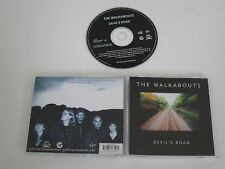 THE WALKABOUTS/DEVIL´S ROAD(VIRGIN 724384134921) CD ALBUM