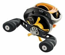 Daiwa AIRD100H Aird Low Profile Baitcast Orange Black Reel New