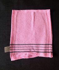 Korean Beauty Pink Facial Exfoliating Mitt Italy Cloth 40% Scrub Power