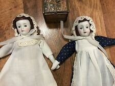 "Haunted Antique Dolls  ""The Twins"""