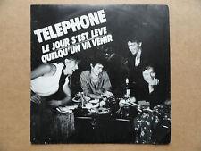 """DISQUE 45T  DE TELEPHONE   """" LE  JOUR  S'EST  LEVE """""""