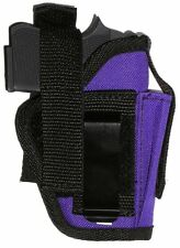 USA Made Purple Pistol Holster Beretta Pico 380 W Mag pouch Ambidextrous .380