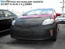 Lebra Front End Mask Cover Bra Fits 2012-2015 Toyota Prius w/o headlamp washer