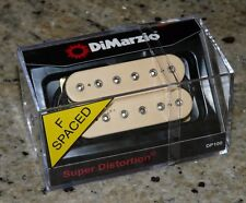 DIMARZIO DP100F Super Distortion 70's CREAM Bridge Pickup fits Ibanez, Les Paul