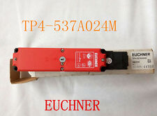 EUCHNER the security door lock/travel switch TP4-537A024M Very Good #HA88 YD