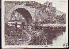 1900  --  TERGNIER  ACCIDENT DE TRAIN  D812