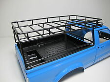 Custom made Metal Cargo Roof Rack Tamiya 1/10 RC Toyota Hilux pick up Truck