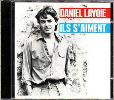 DANIEL LAVOIE - ILS S'AIMENT - CD ALBUM  [340]