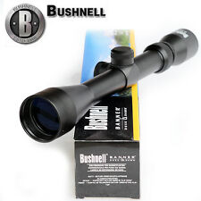 Bushnell 3-9x40 Banner Duplex Reticle HD Sight Short Rifle Scope NEW IN BOX Free