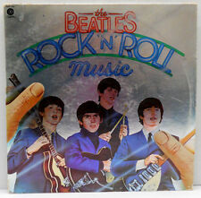The Beatles Rock 'N' Roll Music SKBO-11537 Capitol Double LP Set