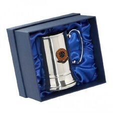 DUNDEE UNITED FOOTBALL CLUB STAINLESS STEEL TANKARD