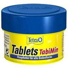 Tetra Tabimin 120 tablets tabs for bottom feeding fish catfish and plecostomus