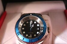 Invicta Hydromax 52MM Swiss Made Quartz GMT Watch Blue Bezel 1000M NEW!!